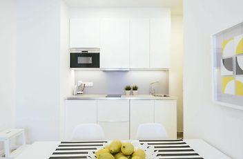Apartamentos poeta quintana alicante